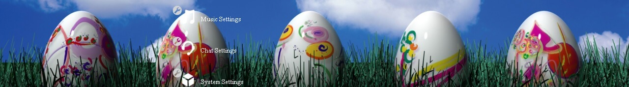 Free Springtime Easter PS3 Theme
