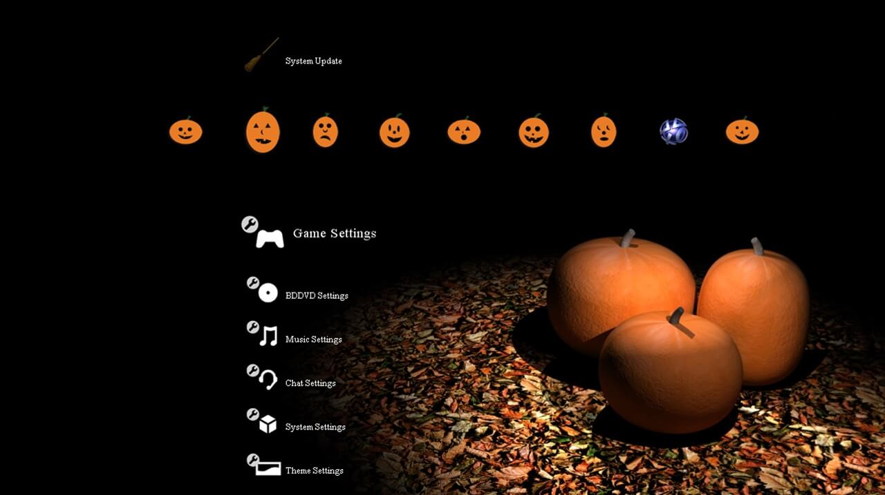 Free PS3 Themes – Booya Gadget