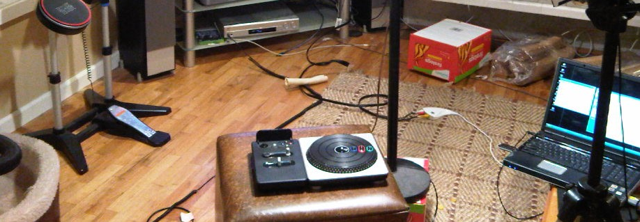 Record Your PS3 Gameplay, DJ Hero