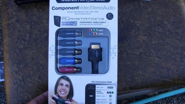Hauppauge HD PVR PS3 Component Cable Optional Purchase