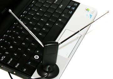 Dell Digital TV antenna setup TV Tuner