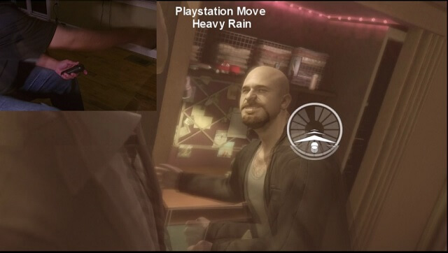PS3 Move Heavy Rain Gameplay fight sleazy place
