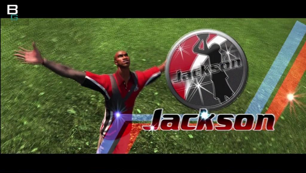 Sports Champions Gameplay Screenshot Jackson