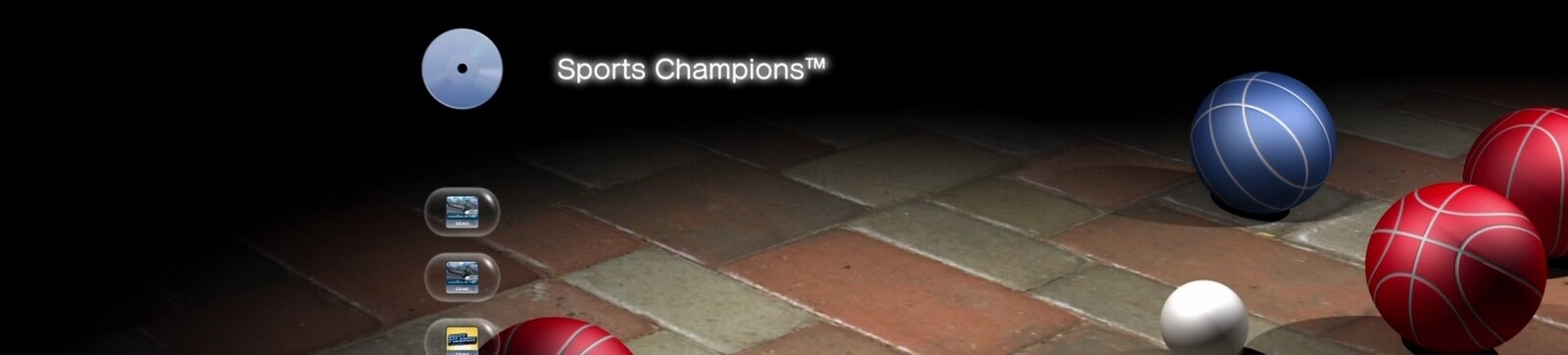 Sports Champions Bocce PS3 Move Hands On