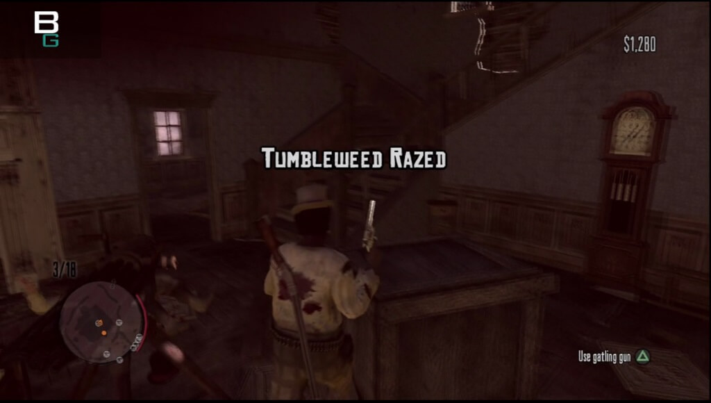 Red Dead Redemption Multiplayer Co-Op Escape Tumbleweed Pic Booya Gadget