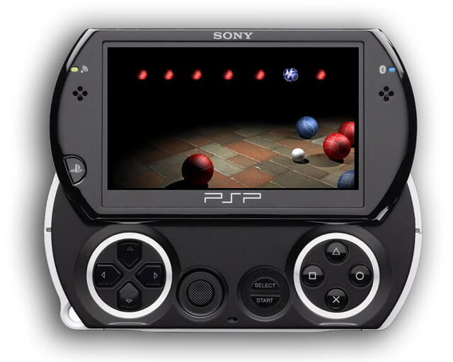 Free PSP Bocce Theme from Booya Gadget