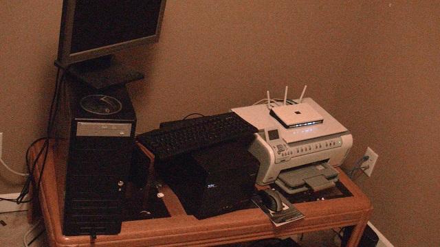 FreeNAS PS3 XBox My Setup SHUTTLE BOX