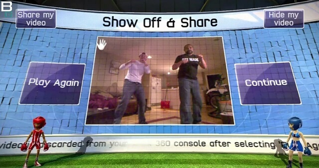 Kinect Sports Boxing Review Impressions Gameplay Sharing