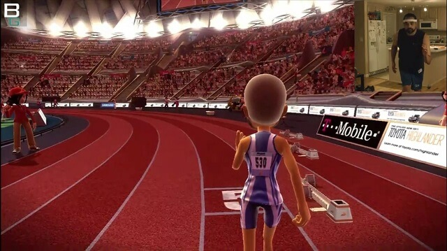 Kinect Sports Track n Field XBox Hurdles Tips Help Booya Gadget