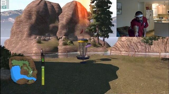 Sports Champions Disc Golf Booya Gadget