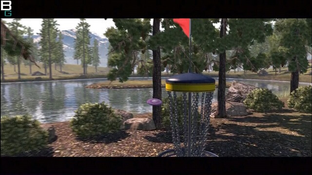 Sports Champions Disc Golf Reverse Course Frisbee