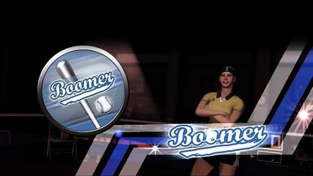 Sports Champions Female Characters Boomer Booya Gadget