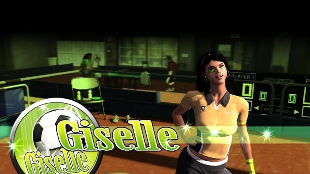 Sports Champions Female Characters Giselle Booya Gadget