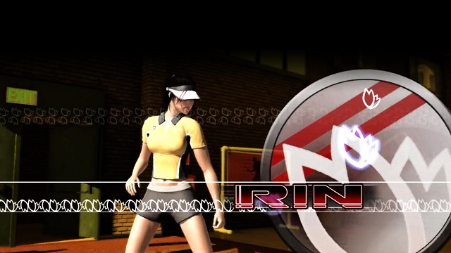 Sports Champions Female Characters Rin Booya Gadget