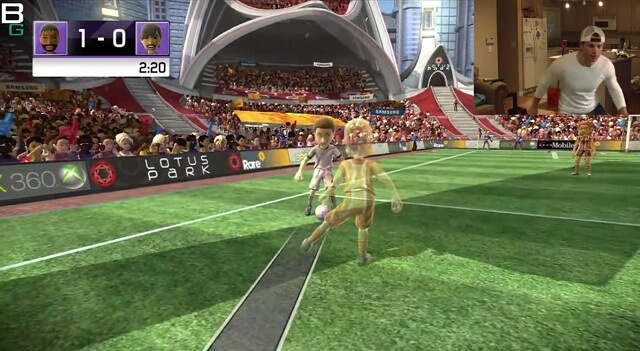XBox Kinect Sports Soccer Defensive Position Tips Booya Gadget
