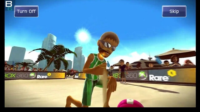 Kinect Sports Volleyball Review and Impressions Booya Gadget