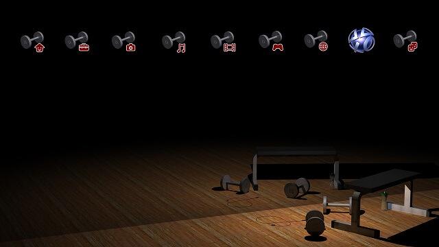 EA Sports Active Theme Wallpaper Booya Gadget