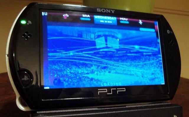 NBA LP Game Loading Screen Booya Gadget
