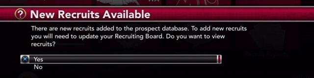 NCAA 11 Football Recruiting bible Part 3 New Recruits Available booya gadget