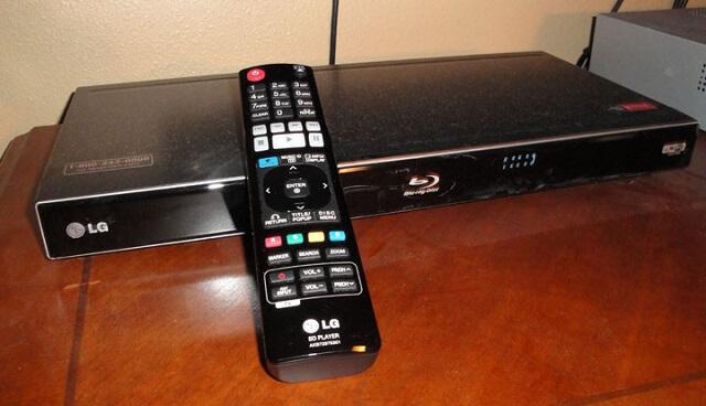 LG BD570 Review Booya Gadget Device