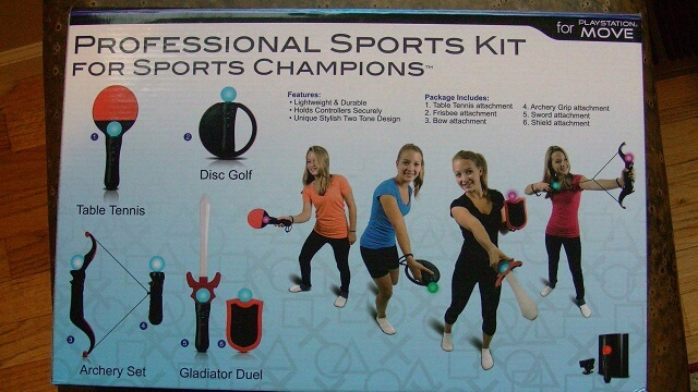 Sports Champions box Accessories CTA Digital booya gadget