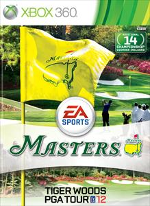 Tiger Woods 12 XBox Cover booya gadget