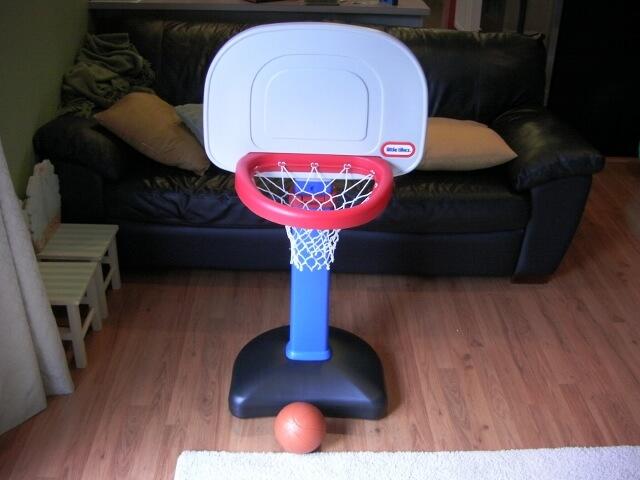 Best Toys: Little Tikes EasyScore Basketball Set – Booya ...