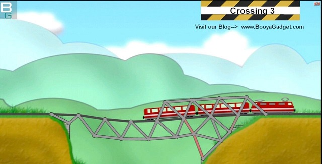 X Construction Puzzles Tutorial Crossings 1-10 Booya Gadget How To