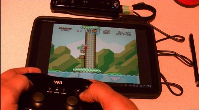 SNesoid Super Mario World Wii Classic Pro Booya Gadget