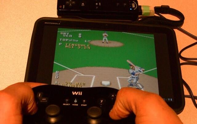 SNES Android Booya Ken Griffey Jr Baseball