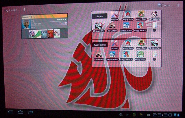 android Folder Organizer Games Organize booyagadget