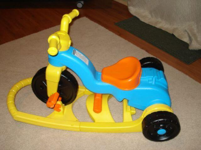 Fisher Price Toddler Tricycle Review BooyaGadget