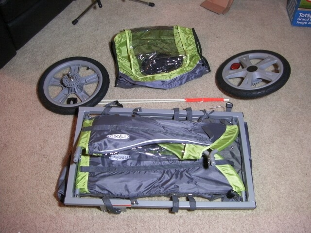 InStep Bike Trailer Booya Baby