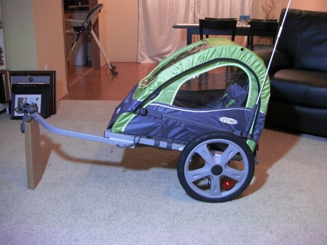 InStep Bike Trailer Booya Baby review BooyaGadget