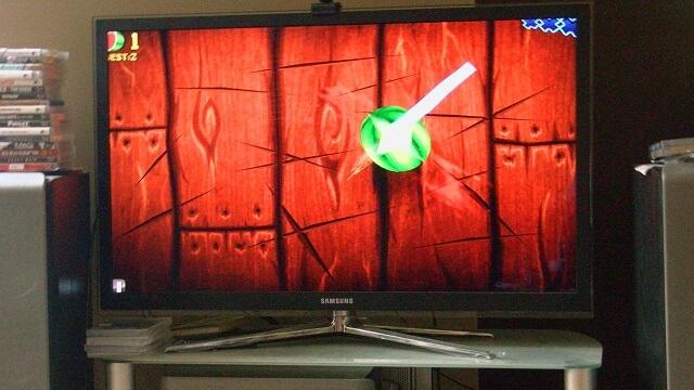 Xoom HDMI Out Fruit Ninja Slash by BooyaGadget