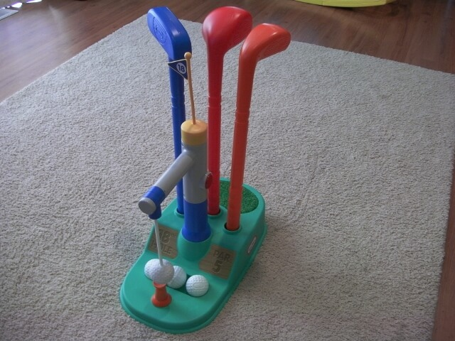 Best Toy Little Tikes Drive Chip Putt Golf Trainer by BooyaGadget