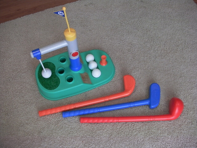 Best Toy 2 Little Tikes Drive Chip Putt Golf Trainer by BooyaGadget