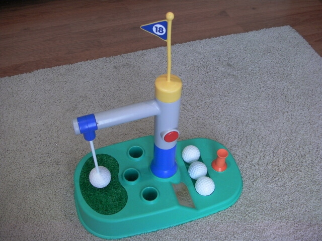 Best Toy Little 3 Tikes Drive Chip Putt Golf Trainer by BooyaGadget