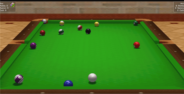 Xoom Android Best Billiards Game for Tablet