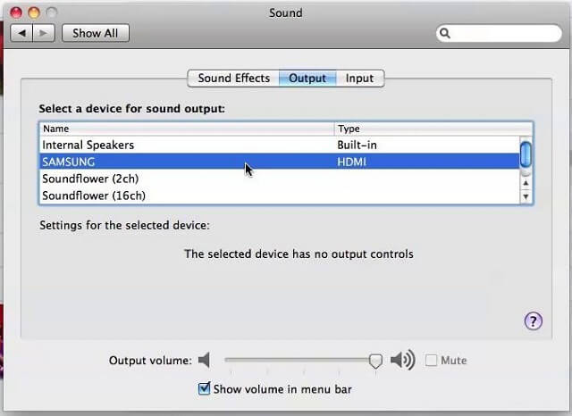 Settings AUDIO OUT HDMI must have accessories MacBook Pro Booya Gadget