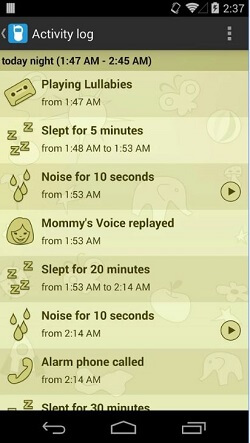 Best Android Apps: Baby Monitor Alarm Review BooyaGadget 3