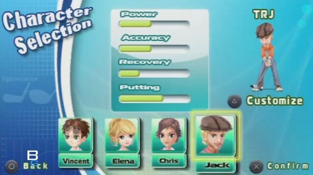 PSP MINI Lets Golf Review Booya Gadget 1