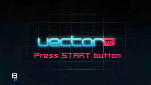 PSP MINI Vector TD Start Screen by BooyaGadget