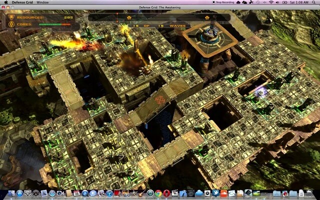 Defense Grid Best Macbook Pro Games Tower Defense Booya Gadget