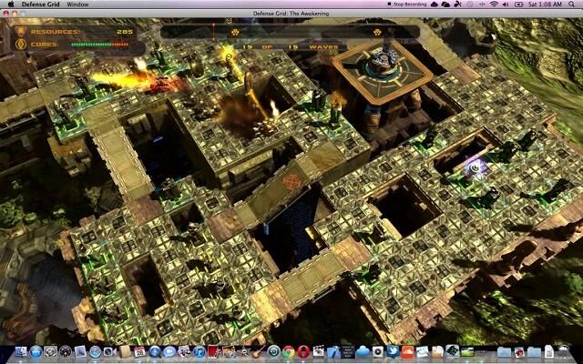 Defense Grid Best Macbook Pro Games Tower Defense Booya Gadget