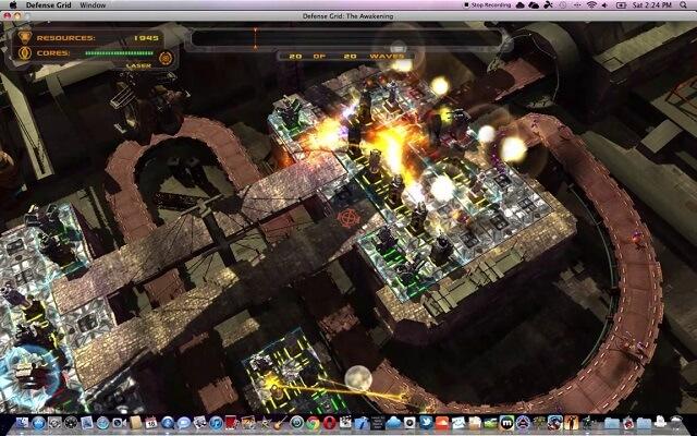 Defense Grid Best Macbook Pro Games Booya Gadget
