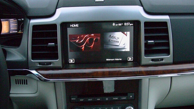 How to add custom images to Ford Sync Lincoln Mercury Booya Gadget