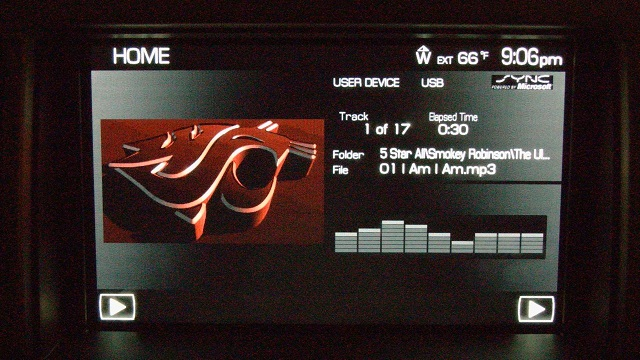 How To add Custom images to Ford Sync Booya Gadget