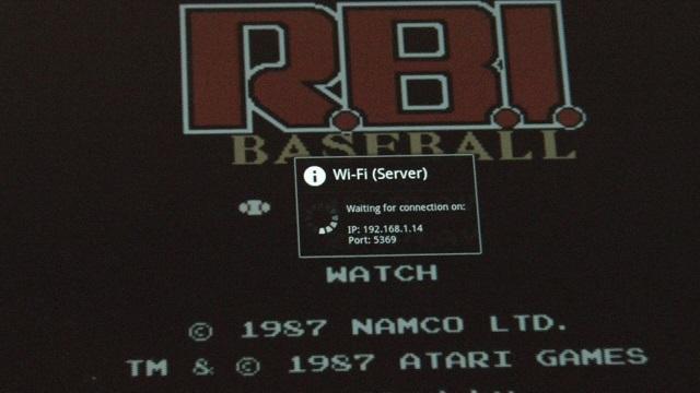 How to Multiplayer Nesoid Nintendo NES Booya Gadget WiFi Server