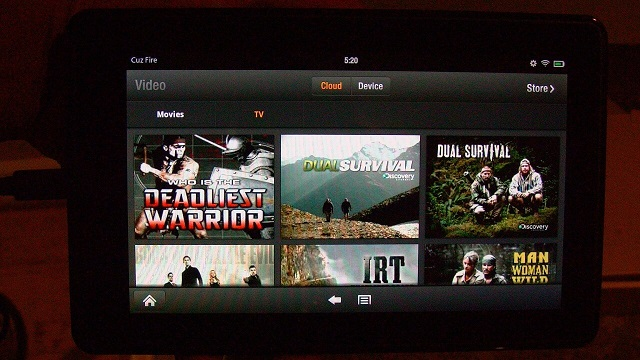 Amazon Kindle Fire Tablet Review Booya Gadget